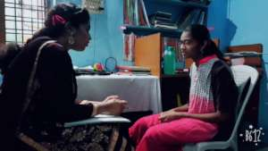 One to one counselling to understand every girl'