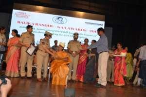 Friend of Girls Award (Balika Bandhuka Award-2017)