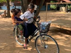Reduce Education Barriers in Rural Cambodia