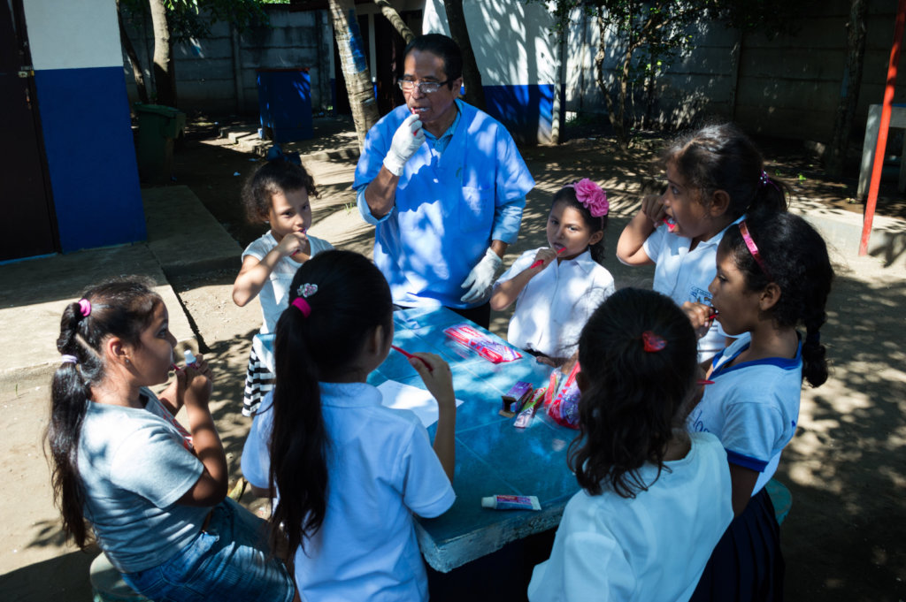 Provide Basic Dental Care to 418 Nicaraguan Kids
