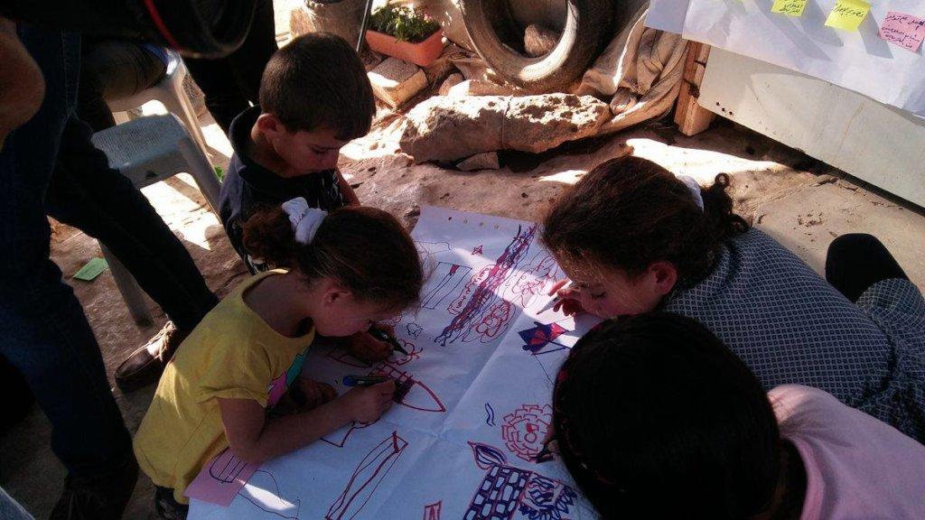 Designing Palestinian Eco-Villages in Area C