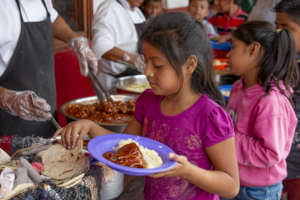 Your Generosity Provides Nutritious Meals