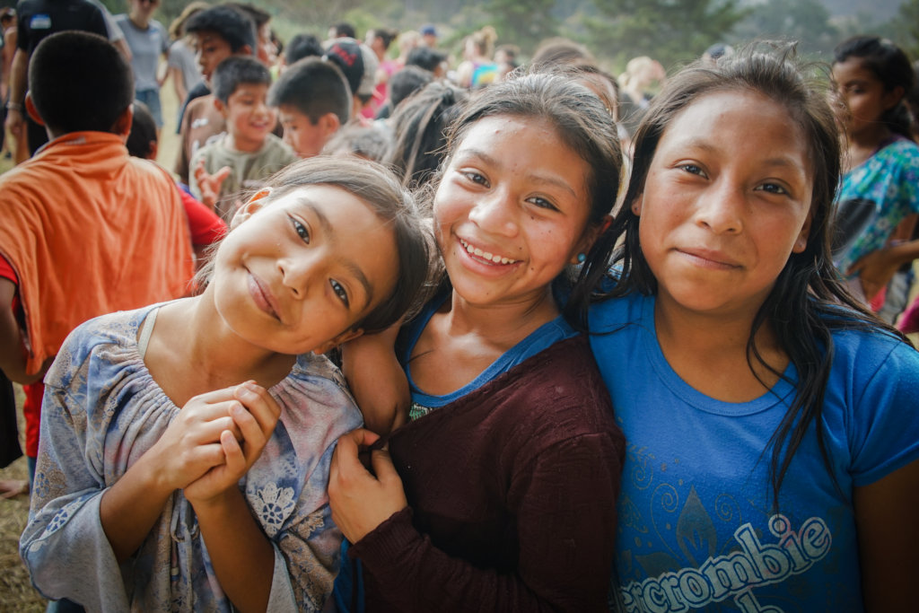 Help Feed and Support 650 Students in Guatemala