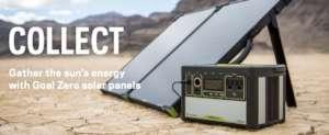 GoalZero Solar Generators