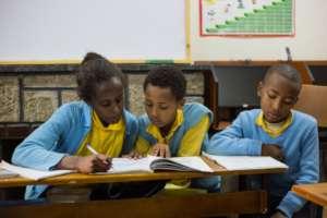 Children in Tutorial Lessons