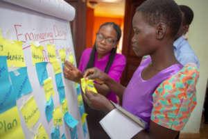 Training teachers on engineering design process