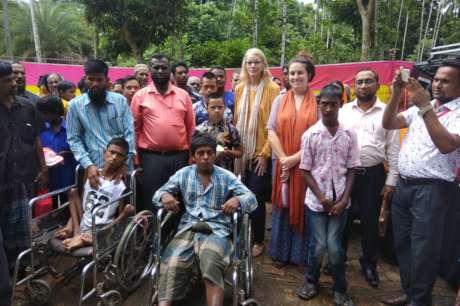 SAFE LIVELIHOOD FOR ROHINGYA REFUGEE IN BANGLADESH