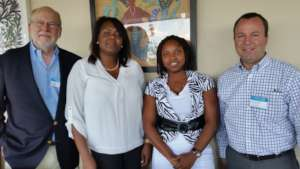 PPAF, HAGN & Solar Cookers International Reps.