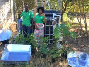 Tracking clean cookstoves & fuel in Haiti