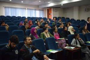 Information session February 2018 - NUST