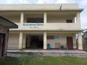 Shree Praja Aadharbhut School, Manahari