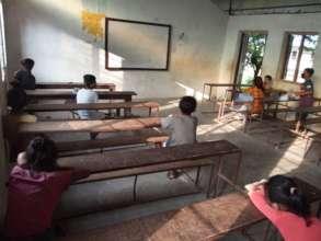 Tutorial classes in Makawanpur