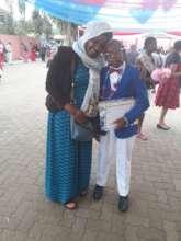 Primary school graduation day