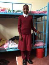At secondary boarding school
