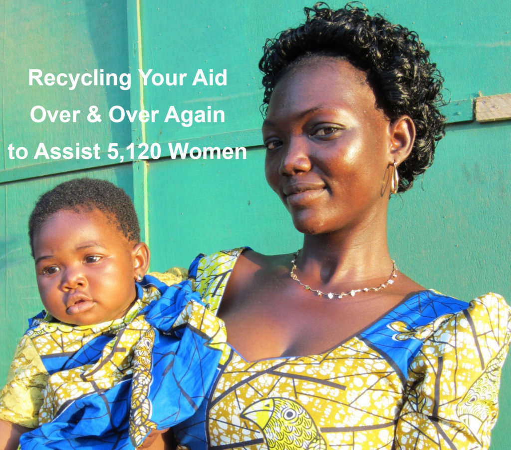 Support proof of concept - Aid Recycling in Africa