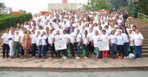 Annual EDUCA Teachers Congress, group photo