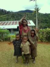 An Ankave mother with future students