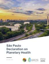 The Sao Paulo Declaration was launched in October