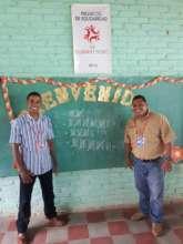MC Winners in QG! Javier Arteaga and Oscar Garcia