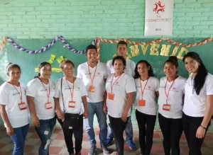 Team of Committee Members in Quebrada Grande