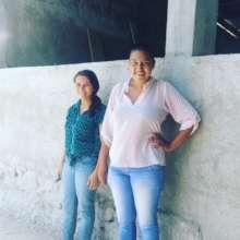 Dania & Teaching Assistant