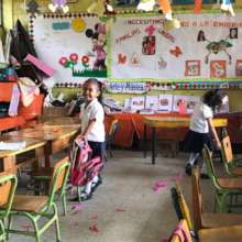 Past Project: improvements to local school