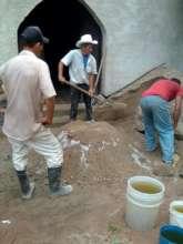 Majada Verde Community Members Working Together