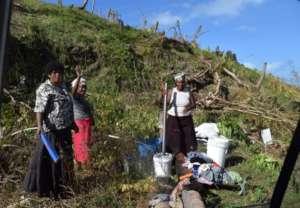 Building of Resilient Communities in Ra , Fiji