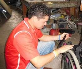 adapting wheelchairs
