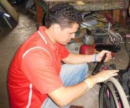 Jordi making mobility a reality