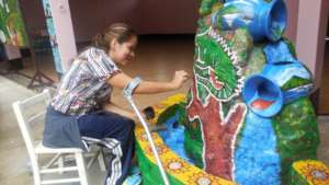 Even painting can be imporved by more mobility