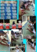 Montage of AAI Water & Hygiene Program