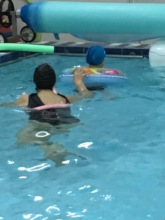 Learning is Play in the Hydrotherapy Pool