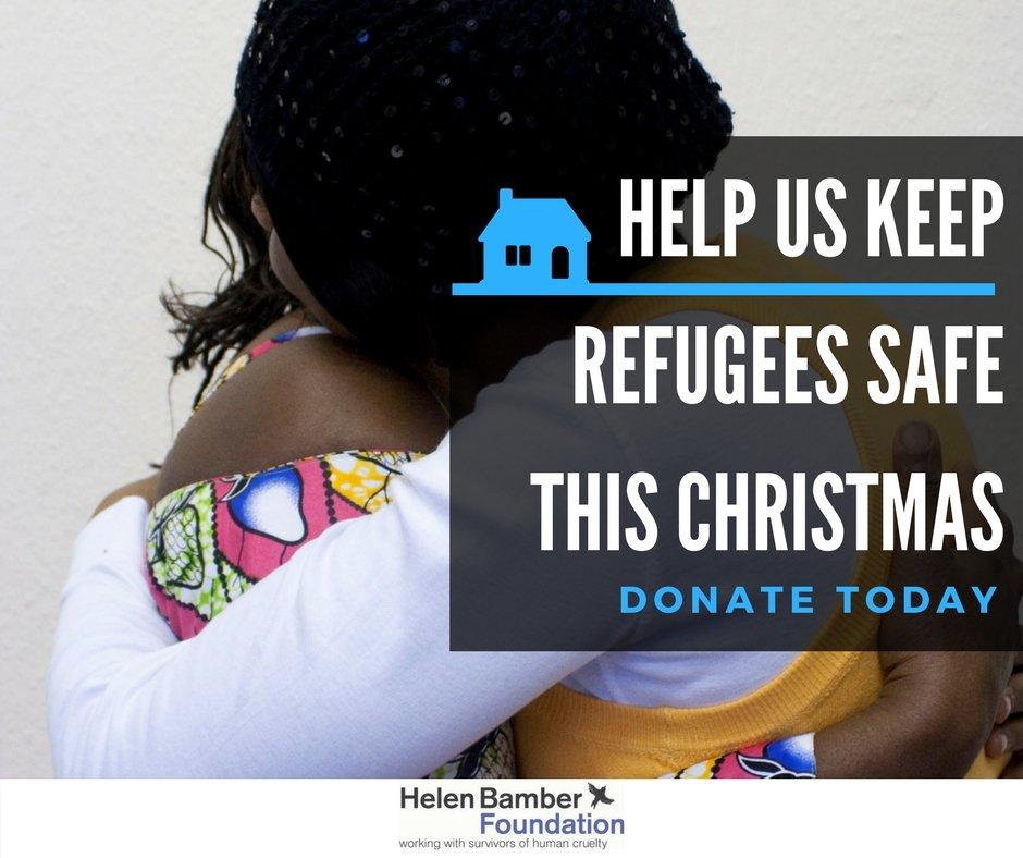Help us keep Refugees safe this Christmas