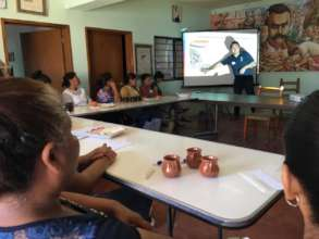 UNDP workshop in Morelos