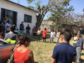Risk-assessment training in Morelos