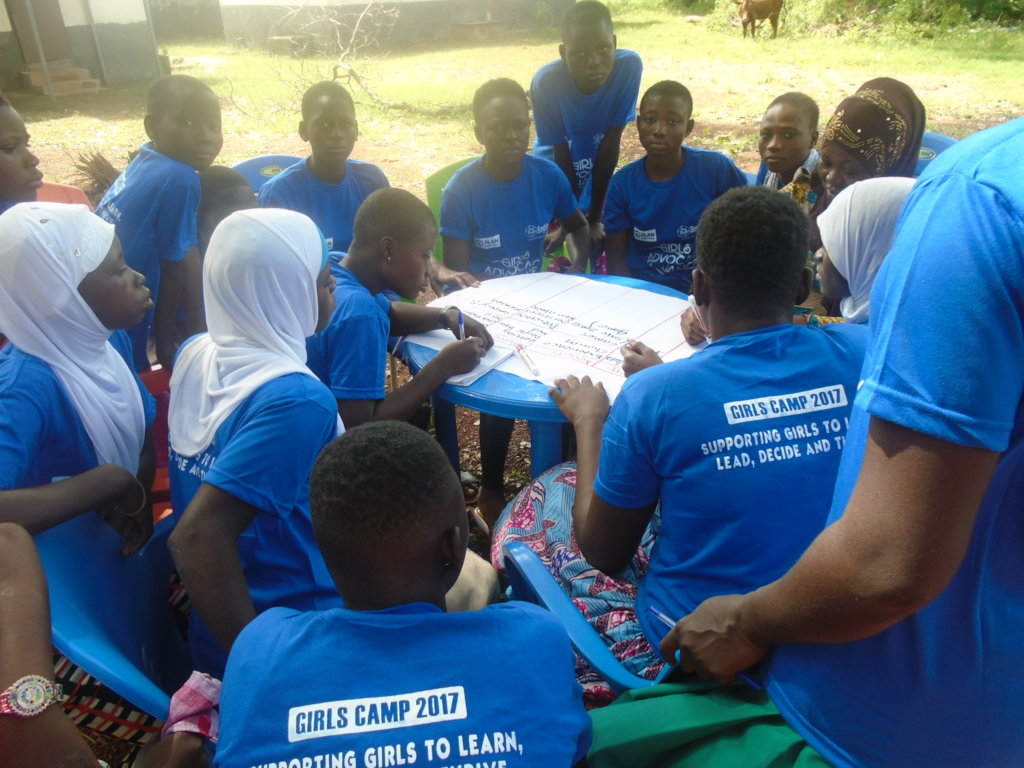 Promoting Safe Spaces for Adolescent Girls