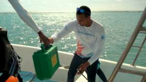Working as Coral Gardeners (2)