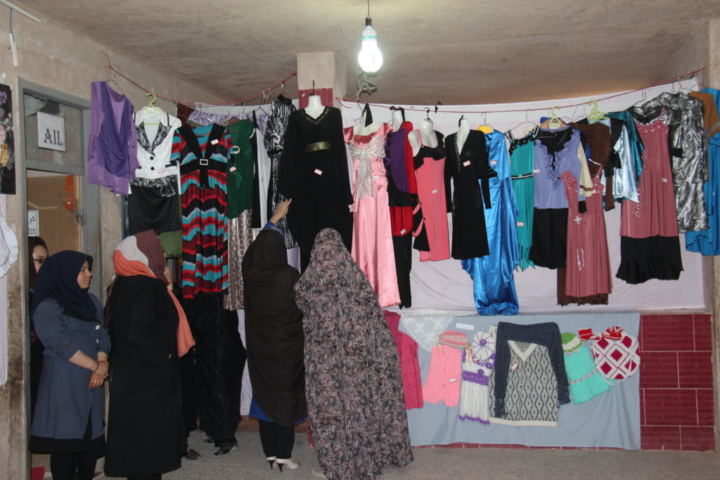 Provide 3 Sewing Machines for Afghan Women