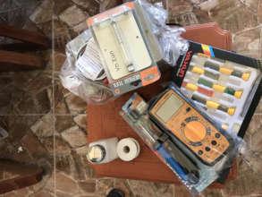 Mobile phone repair kit
