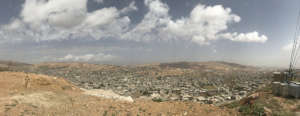 Arsal and Syrian border