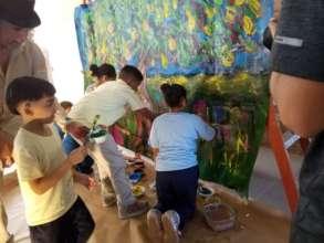 Art As Healing after Hurricane Maria