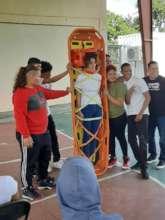 Natural disaster preparedness workshop