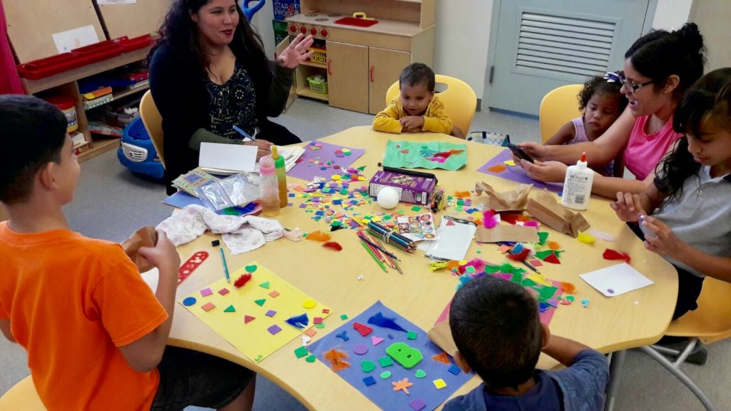 Resilience tool for children after Hurricane Maria