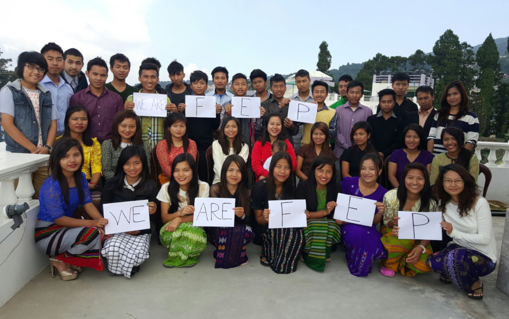Freedom to Education for Young People in Myanmar