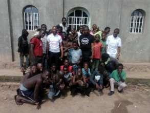 Celebrating International Day of the Street Child