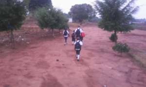 Off to school for the start of term!
