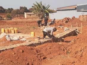 Kimbilio Primary School Foundations August 2019