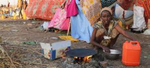 Ethiopian Conflict,  Leni Kinzli/WFP