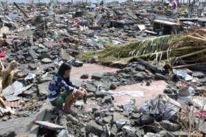 Typhoon Haiyan, Philippines, 2013